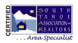 South Tahoe Association of REALTORS Area Specialist